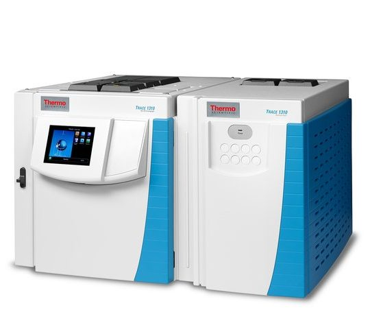 TRACE 1310 Gas Chromatograph with TRACE 1310 Auxiliary Oven