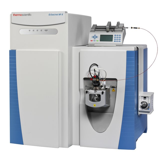 Q Exactive™ HF Hybrid Quadrupole-Orbitrap™