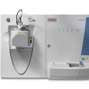 LCQ Fleet ion trap mass spectrometer