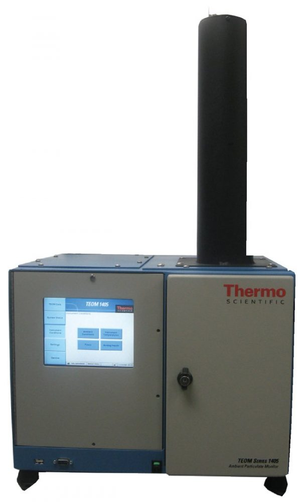1405-D TEOM™, Continuous Dichotomous Ambient Particulate Monitor