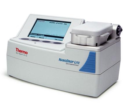 Nanodrop Lite
